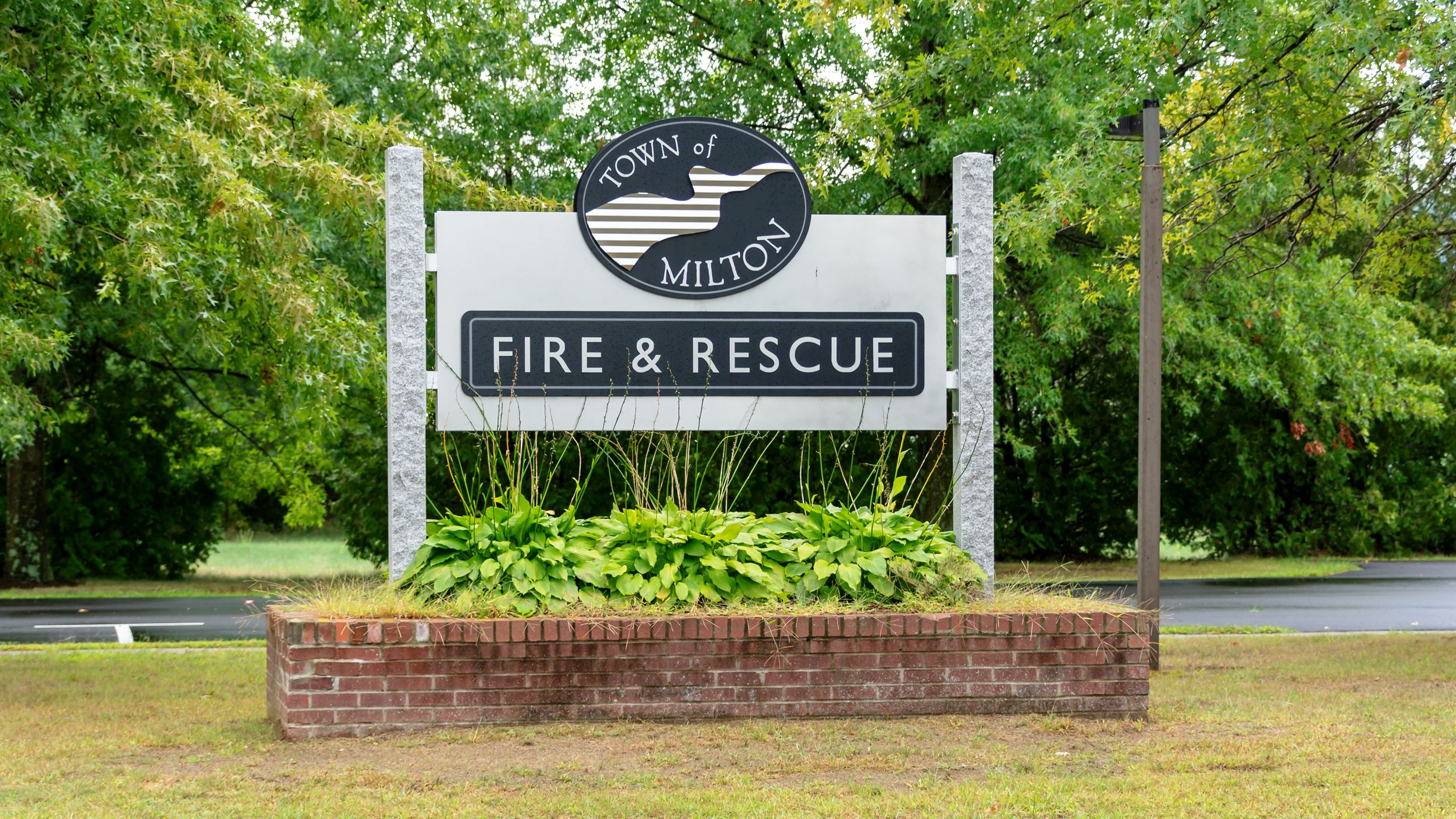 Fire & Rescue Sign